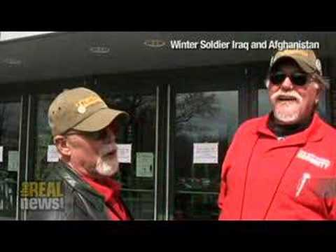 Vets defend Winter Solider conferences