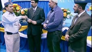 Interview with an Ahmadi Muslim from Kyrgistan at Jalsa Salana USA 2012