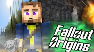 Minecraft FALLOUT ORIGINS #1 ( Minecraft Roleplay SMP )
