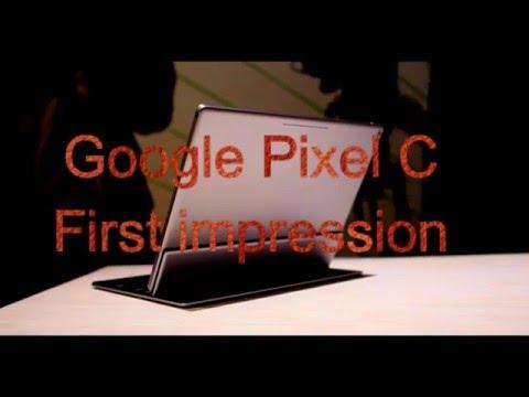 Gadgetshed : Google Pixel C First Impression