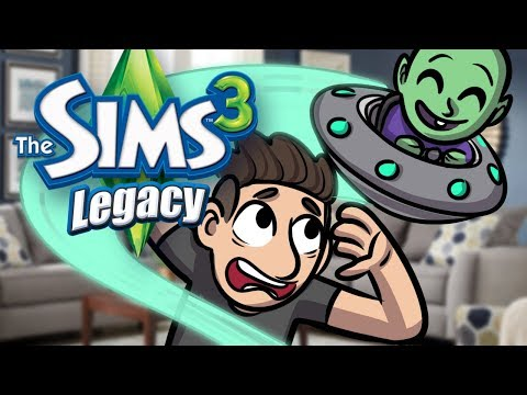 Baby Genius! | Sims 3 Legacy Ep.3 | The Sims 3 Lets Play