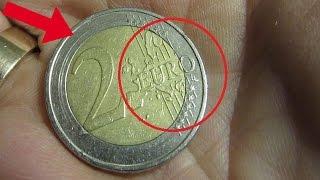 Diese 2 Euro Münze macht dich REICH!