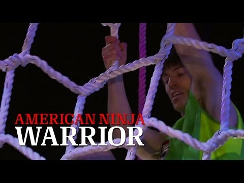Paul Kasemir at 2013 National Finals Finals Stage 1 | American Ninja Warrior