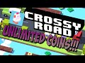 How to get Unlimited Coins/Tokens in Crossy Road!! No Hack, No download