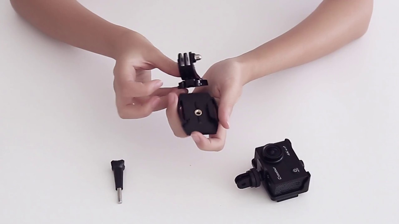 How to use Crosstour Action Camera Accessories - YouTube 8803d50b3c62
