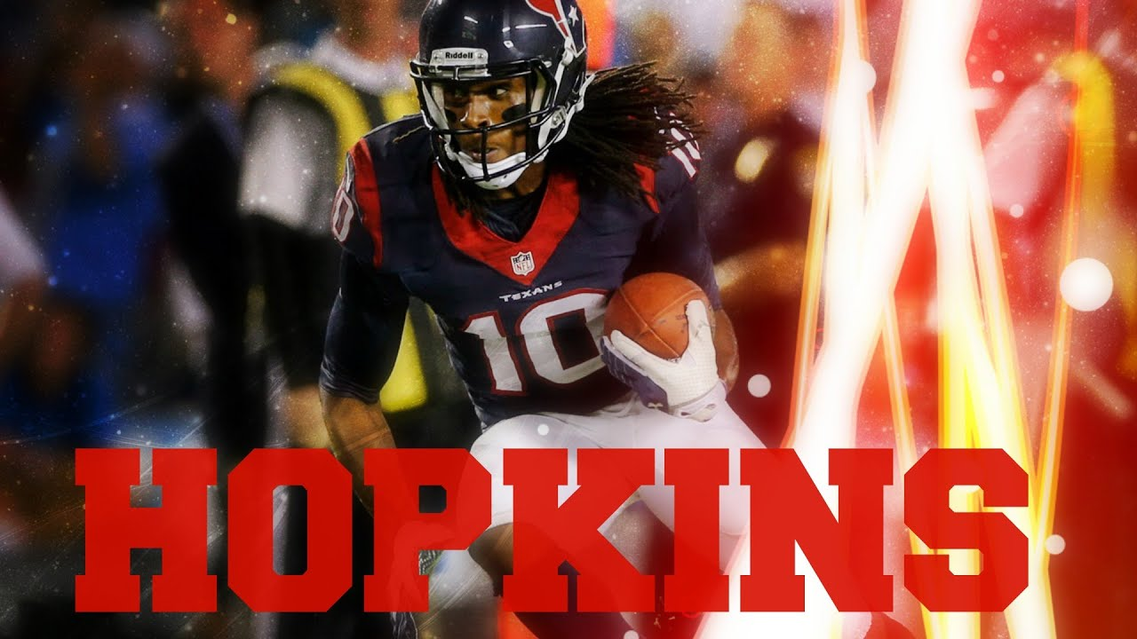 Deandre Hopkins Best Wide Receiver In The Nfl Youtube