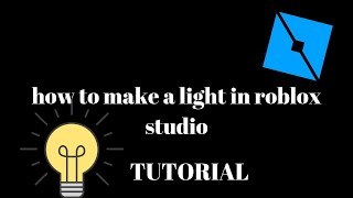 how to make a light in roblox studio(check out my new game link in desc)