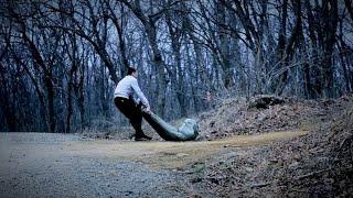 Автостоп с трупом / Scary Prank (Dead body on the road)