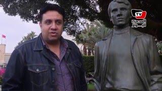 ابن شقيق عبدالحليم حافظ:  زواج «العندليب» من «السندريلا» باطل
