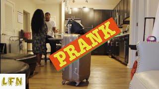 I BROKE UP WITH SHAKERA ( PRANK!!)