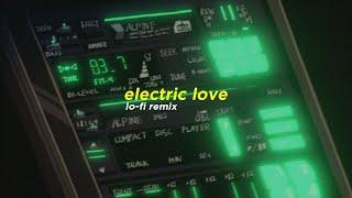 Borns - Electric Love (Lo-Fi Remix)