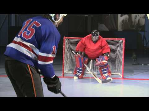 Sports Science:  A Sumo Goalie