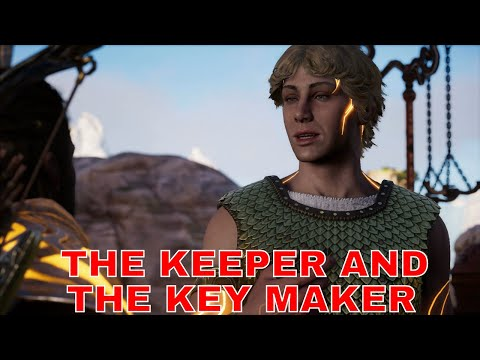 Assassin's Creed Odyssey - The Keeper And The Key Maker