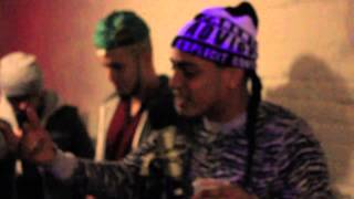 Team Greenlight Cypher 2013 (Ft. DJ MR.Marcus)