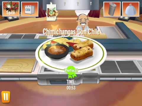Suddenly, a random mobile game! Order Up! To Go! | Fortified Chef CHALLENGE thumbnail