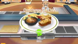 Suddenly, a random mobile game! Order Up! To Go! | Fortified Chef CHALLENGE