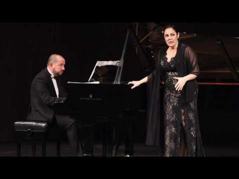 Yolanda Auyanet - Tu che le vanità/ DON CARLO (G. Verdi)