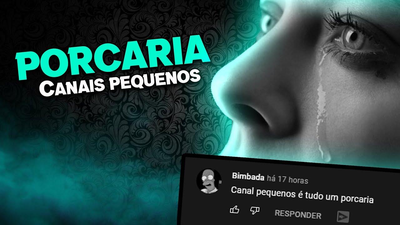 Download POR QUE ESSE HATE GRATUITO AOS PEQUENOS CANAIS?