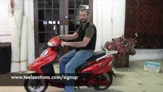 Teel Auctions Sale Of March 24 2015: Scooters, Pond & Garden Supplies, Furniture