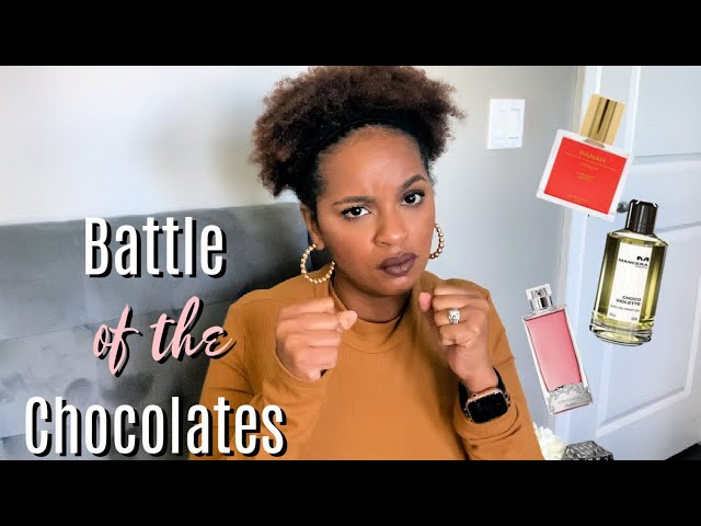 Battle of the Chocolates | Best Chocolate Fragrances | Perfume Collection | Vlogmas 2020