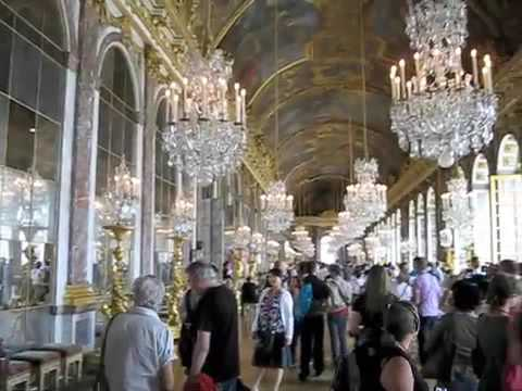 Hall Of Mirrors And The Queenu0027s Bedroom   YouTube