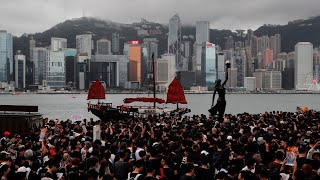 'this Is Going To Get Ugly': Hong Kong's Political Freedom Is 'finished'