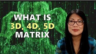 What is 3D, 4D, 5D Matrix? || Awakening from the Matrix Series (1)
