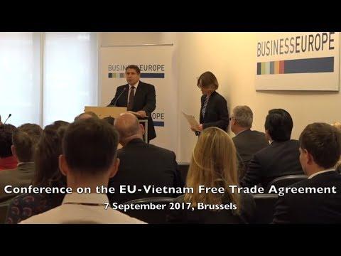 Views on the EU-Vietnam Free Trade Agreement
