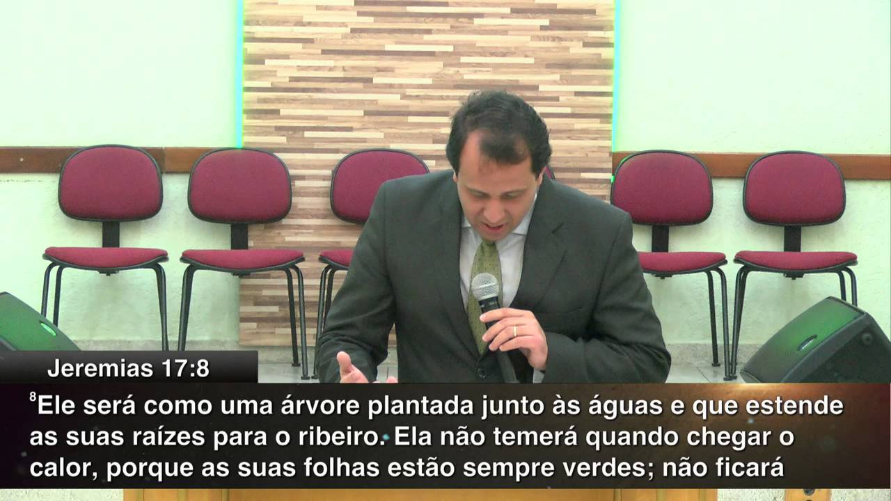 Salmo 20: O dia da angústia - Pr. José Wesley da Costa