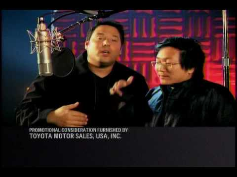 Matt and Hiro NBC Heroes Beatbox (Greg & Masi)