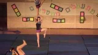 general gymnastics שלישיה