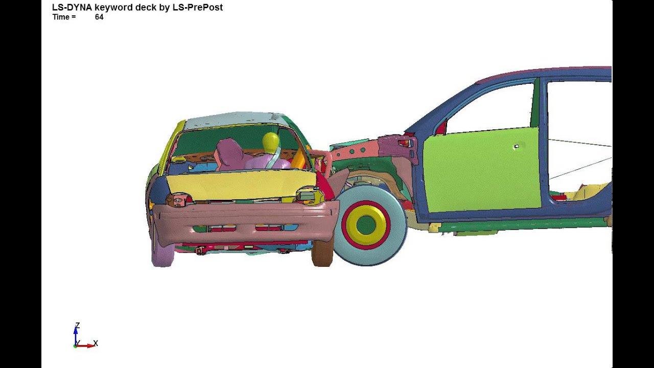 Ausgezeichnet Crash Simulationssoftware Bilder - Elektrische ...