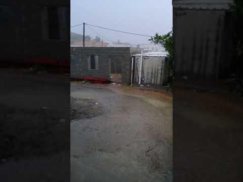 Raining in Asir Region of KSA