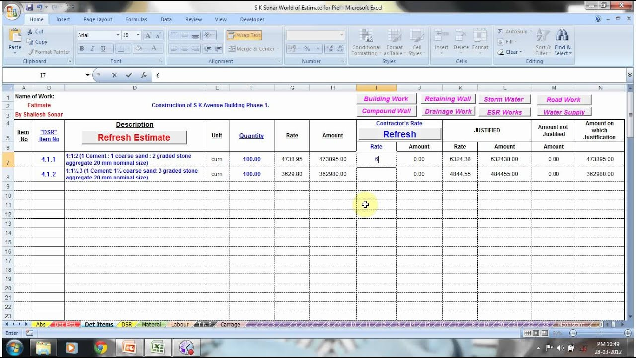 How To Make Boqflv Youtube House Wiring Quotation Format