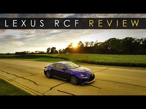 Review | 2015 Lexus RC F | The License Killer
