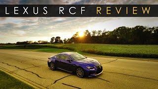 Review | 2015 Lexus RC F | The License Killer