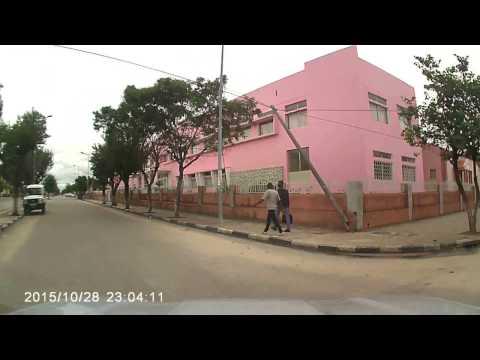 Angola - Bié - Kuito (City Center)