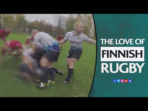 Finland Rugby | A labour of love