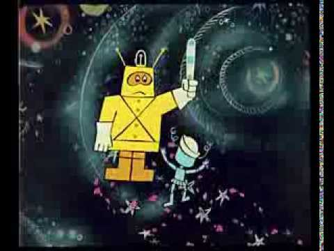 Новеллы о космосе мультфильм 1973