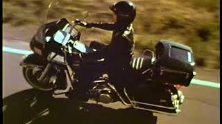Harley-Davidson Tour Glide 1980 Promo