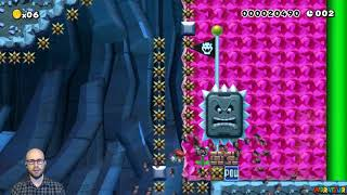 A short speedrun that ended a super expert run. If you'd like to tr...
