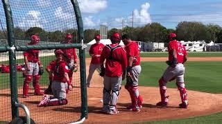 Cardinals 2018 Spring Training Yadi Ozuna Waino Sounds of Summer