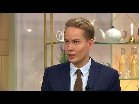Därför avgår Aida Hadzialic - Nyhetsmorgon (TV4)