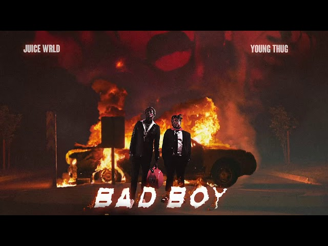 Juice WRLD ft. Young Thug - Bad Boy (Official Audio)