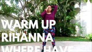 Zumba Fitness: Rihanna - Where Have You Been (Warm Up) by Jah Alsagoff