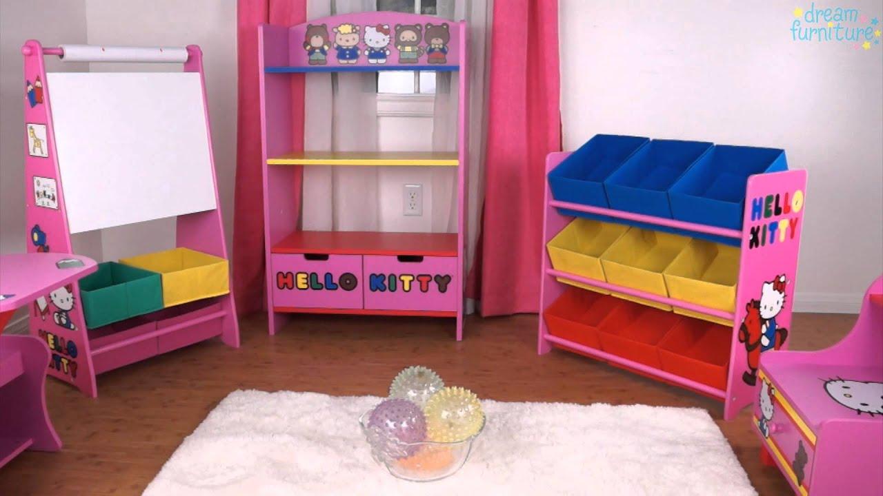 Dream Furniture Hello Kitty Furniture Youtube