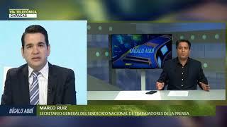 El reto de ser periodista bajo una dictadura - Dígalo Aquí EVTV - 09/21/2018 Seg 4