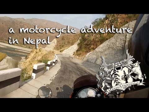 Peter's Travels - a motorcycle adventure in Nepal