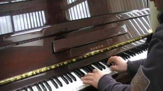 "Michael Bolton: ""Time, Love And Tenderness"" (piano cover)"