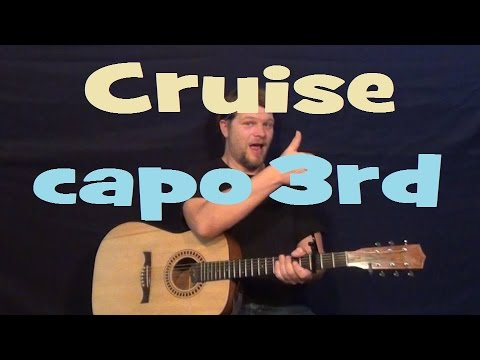 Cruise Florida Georgia Line Easy Strum Guitar Lesson G D Em C
